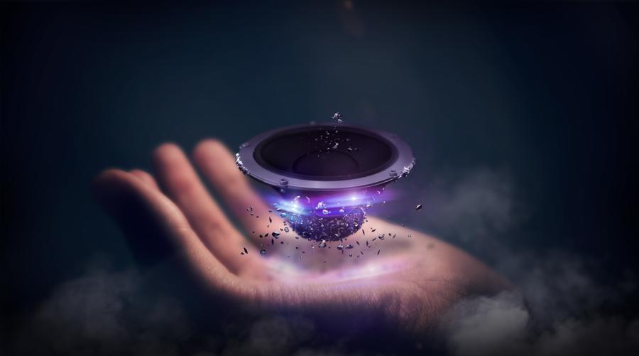 Making of HTC Sensation 4 by DVArtworks