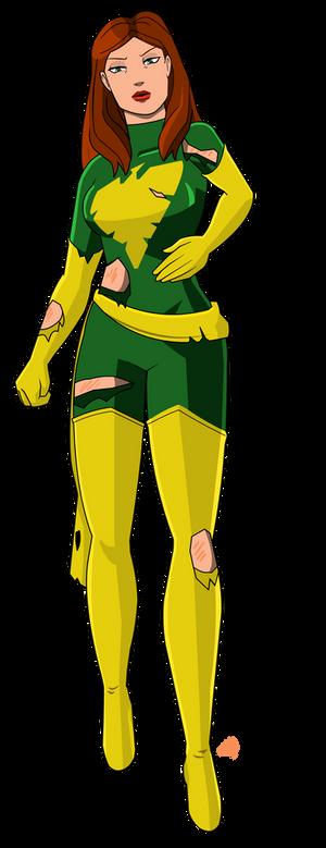 Jean Grey- Post-Battle