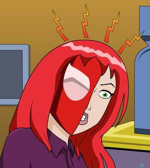 Mary Jane- Spider-sense