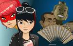 Miraculous Shanghai- Fei Wu and Cash