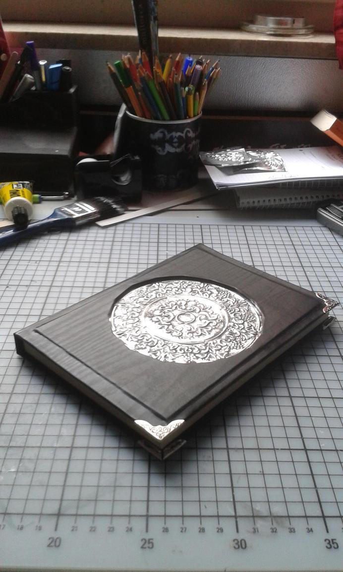Black notebook no.2 by Dea-Triformis