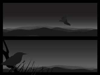 Nighthawks by 8135