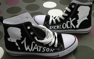 Johnlock shoes