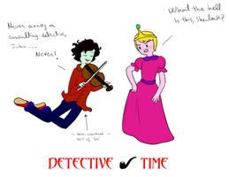 Dectective Time. Part 2 by Ligechan