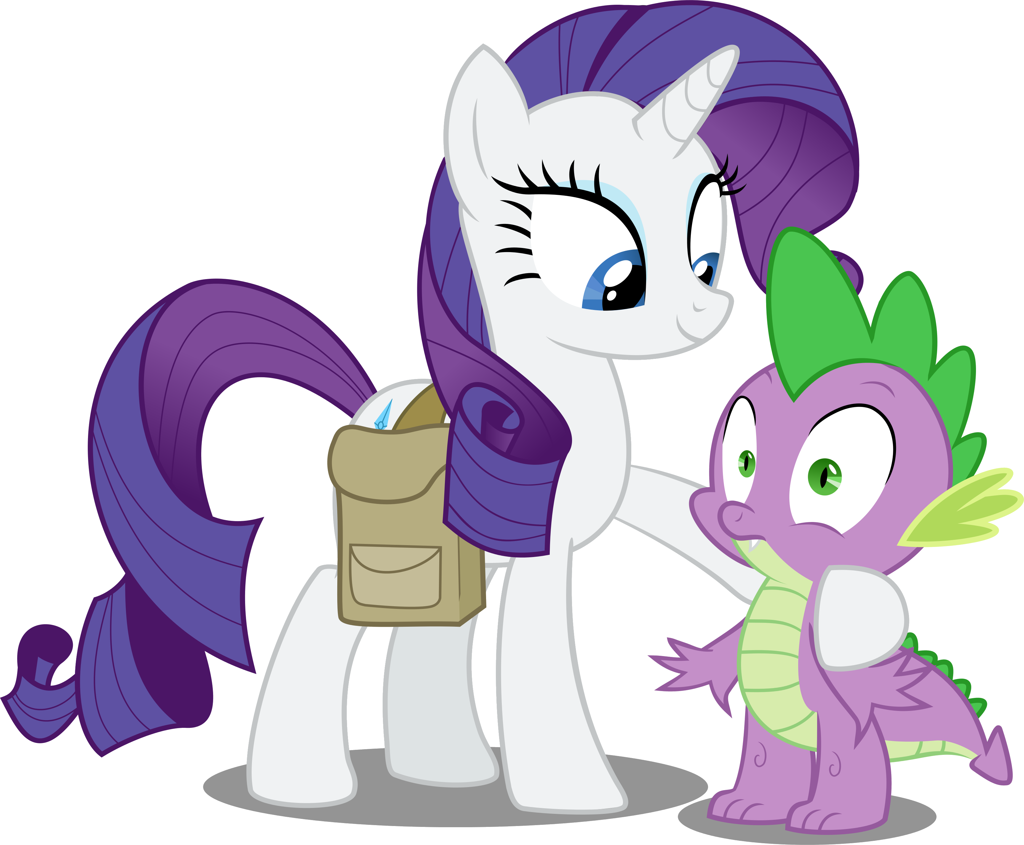 rarity and spike relationship quiz
