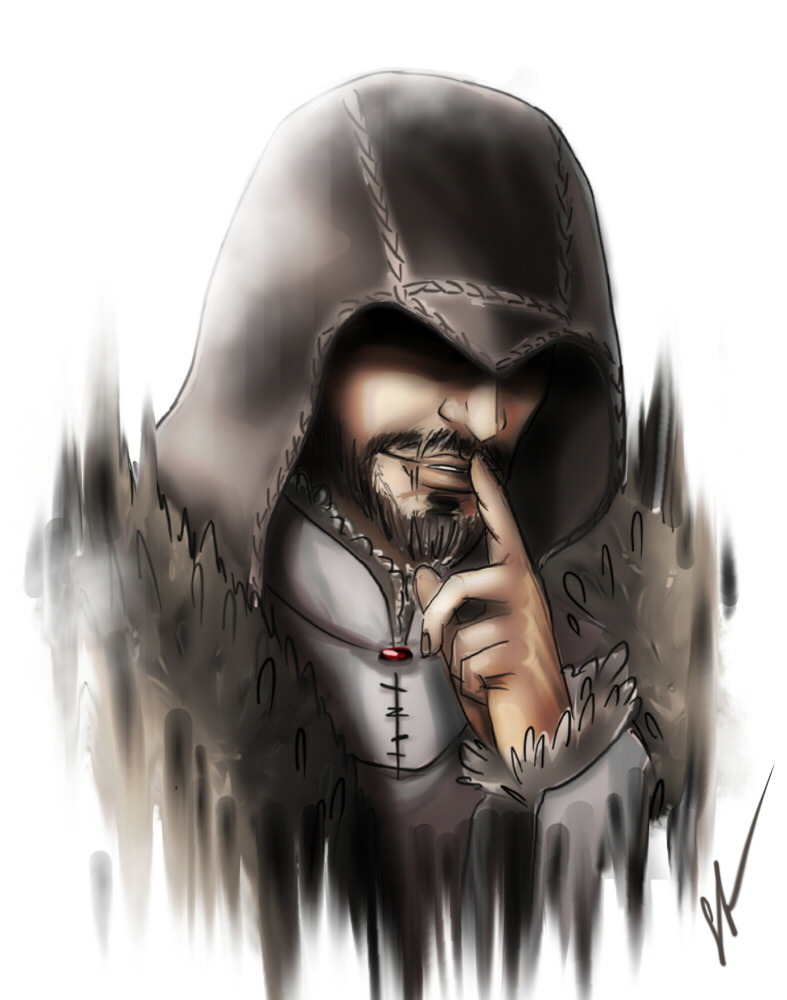 Ezio by Himitsu4Schuu