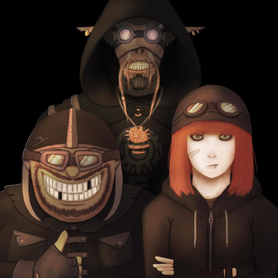 Smile ! by Elfenzorn