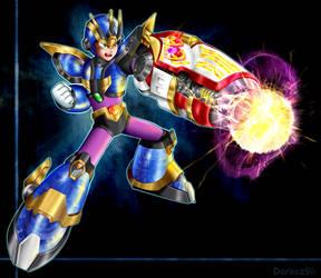 Ultimate X - Infinity Buster by Darkoz96