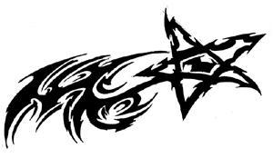 --Tribal Star-- by kishin