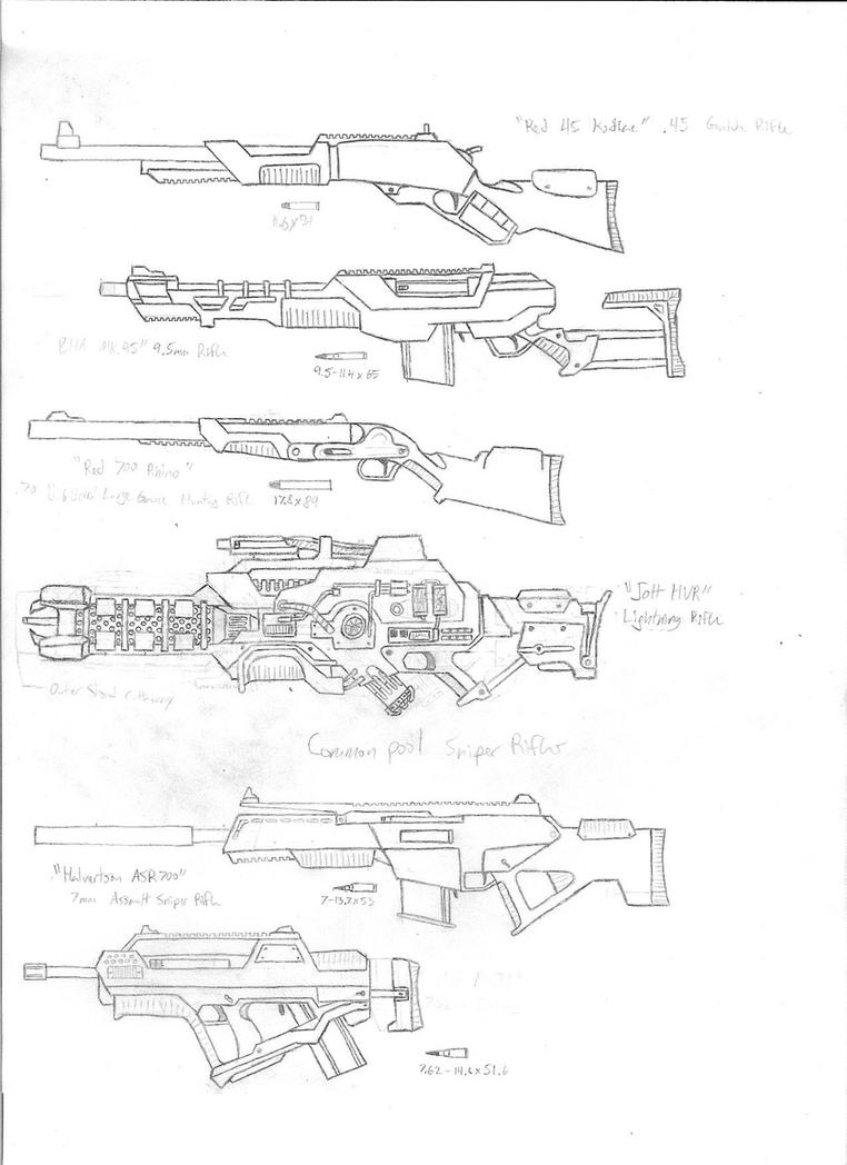 CPool Rifles 2 V1.1 by KillSwitchWes