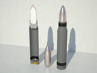 Ammo Types: Armor Penetrating Bullet by KillSwitchWes