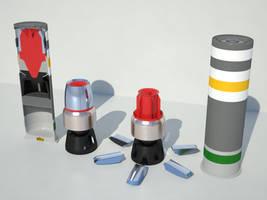 Ammo Types: Hexo-Expander Fragmenting Slug by KillSwitchWes