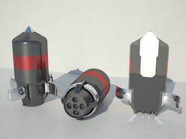 Ammo Types: Adv. Gyrojet Round by KillSwitchWes