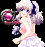 Charlotte - Tomori Nao render