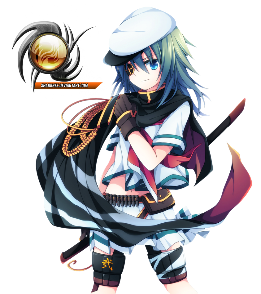 ○ RPG team - Inscriptions Request___kiso__kantai_collection__render_by_sharknex-daelipm