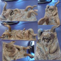 Kraken composition (Miniature)