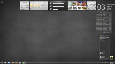 my desktop by mk-ultra