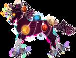 Boucle Foal N120 / Queen Asteria
