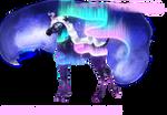 U411 Boucle Foal Design | Aurora Borealis