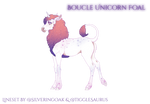 W272 Boucle Foal Design | Moonshine
