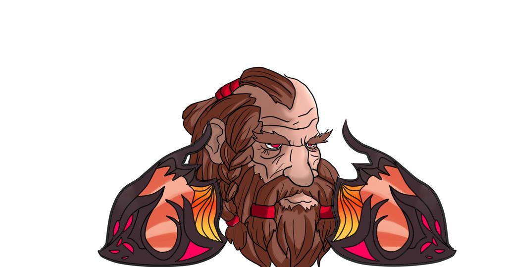 the dwarf nain(metrosexual tinte) by dems01