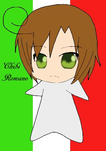 Chibi Romano by strawberry-neco