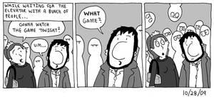 Journal Comic - Oct 28, 2009