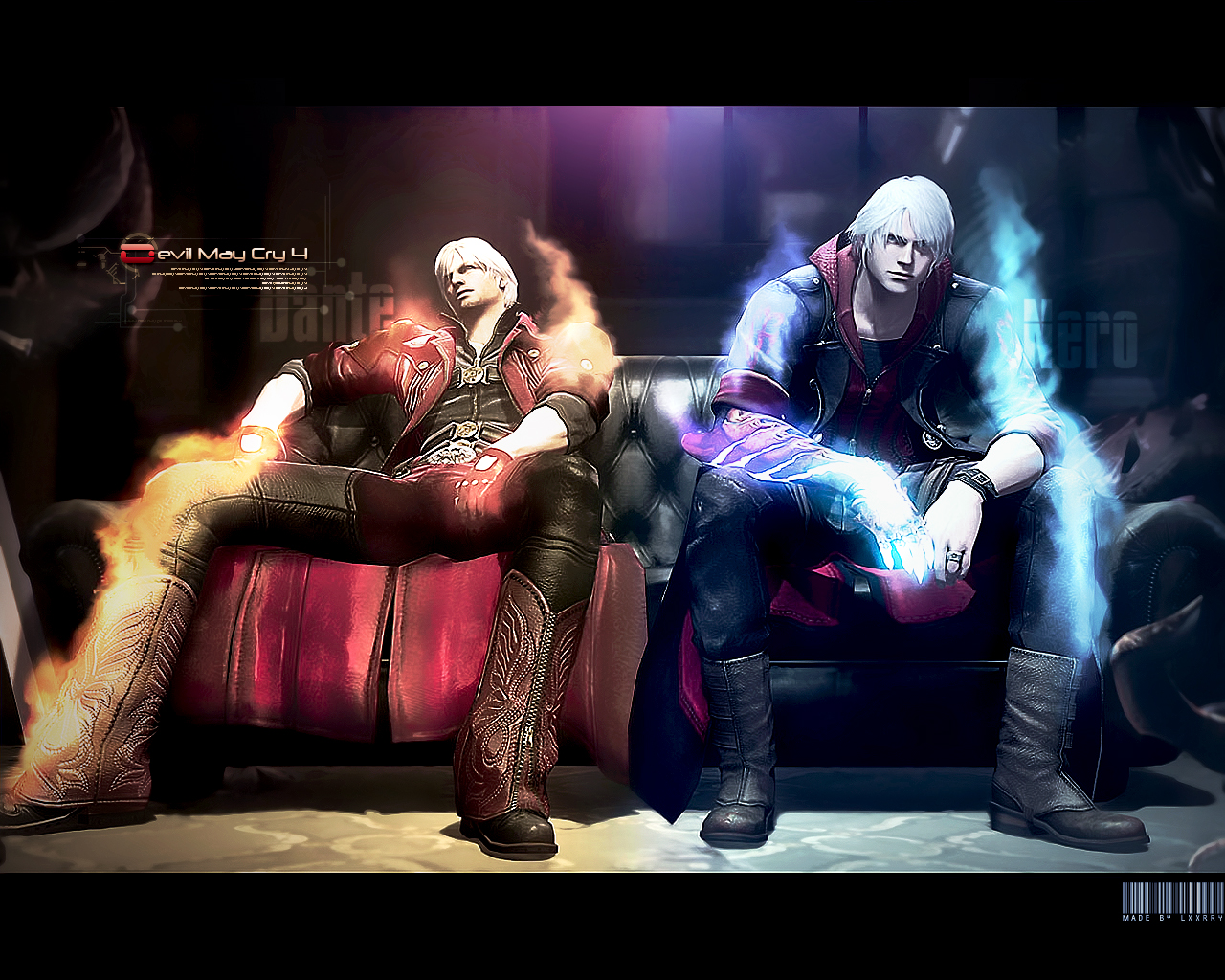 Devil May Cry Wallpaper By Lxxrry On Deviantart