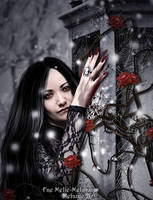 Eve The Dark Rose by MelFeanen