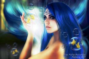Mermaid Tale by MelFeanen