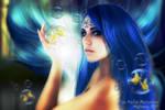 Mermaid Tale by feanen-lazuli