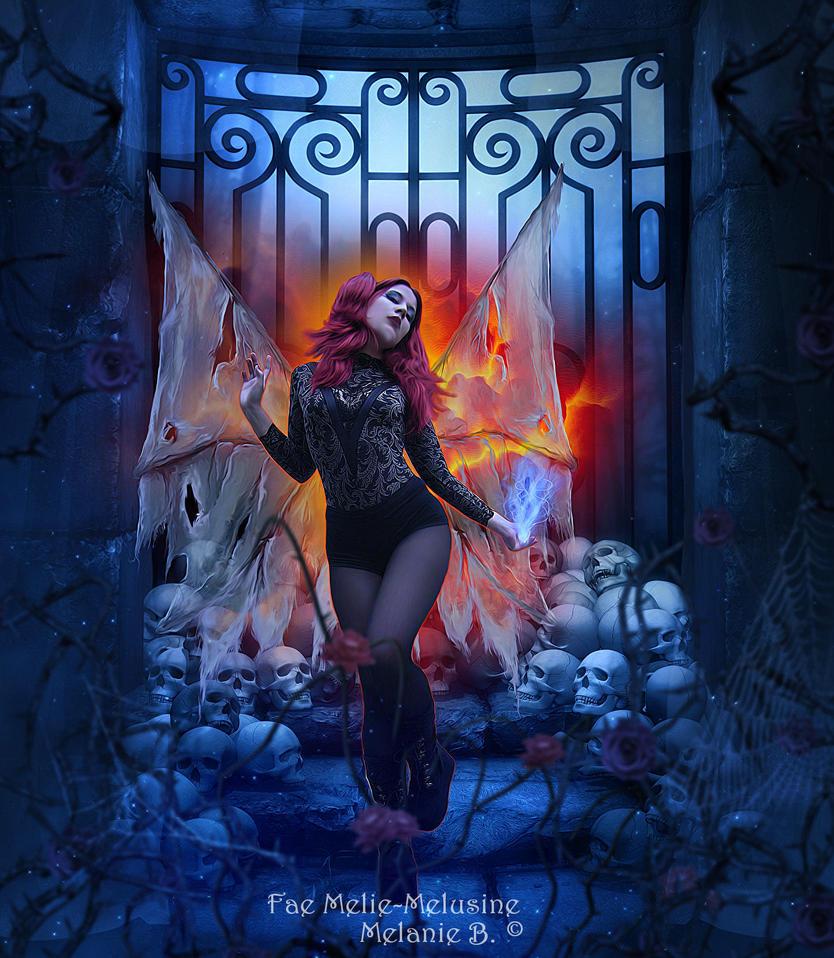 Lilith by MelieMelusine
