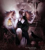 Guardian Angel by MelFeanen