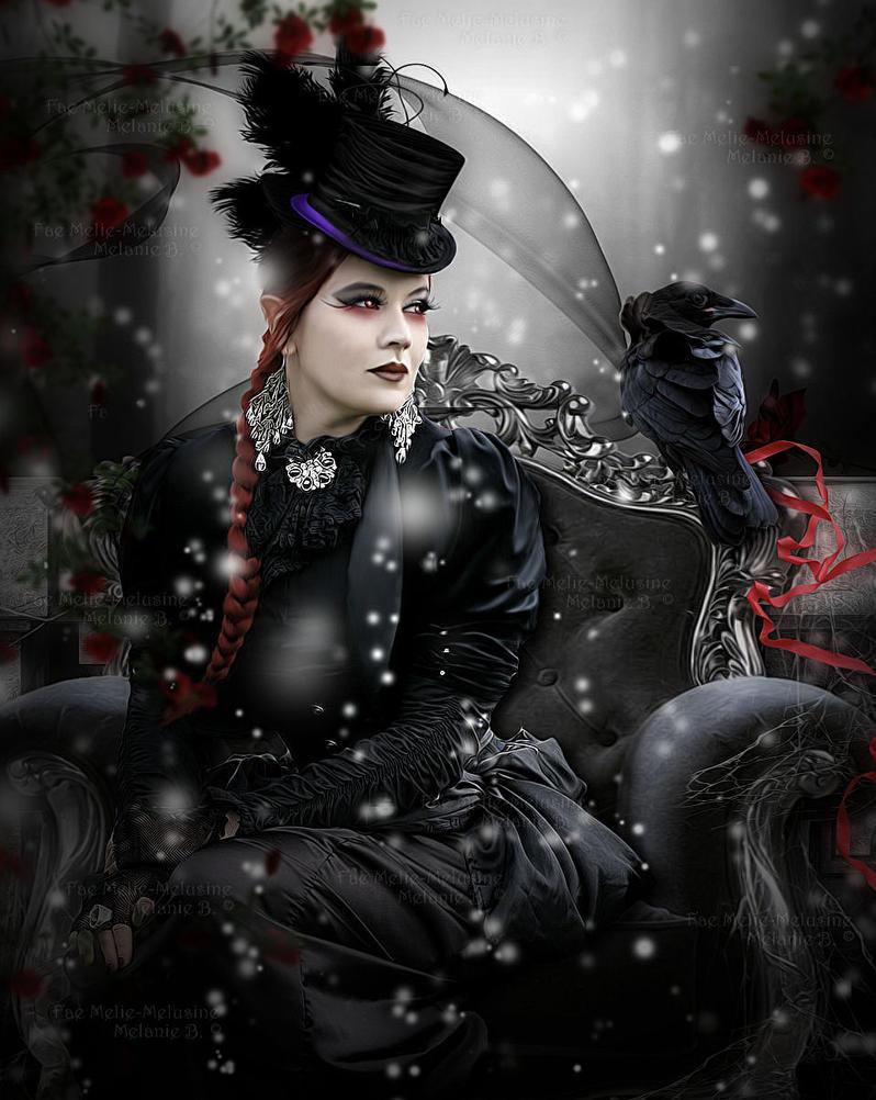 Beautiful Queen by MelieMelusine