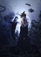 Raven Queen by MelFeanen