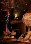 Treasure map by feanen-lazuli