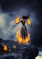 Let us Burn by MelFeanen