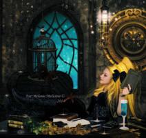 Captain Avilda by MelFeanen