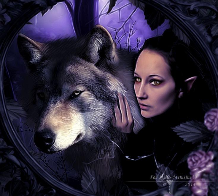 Lycanthropy by MelieMelusine