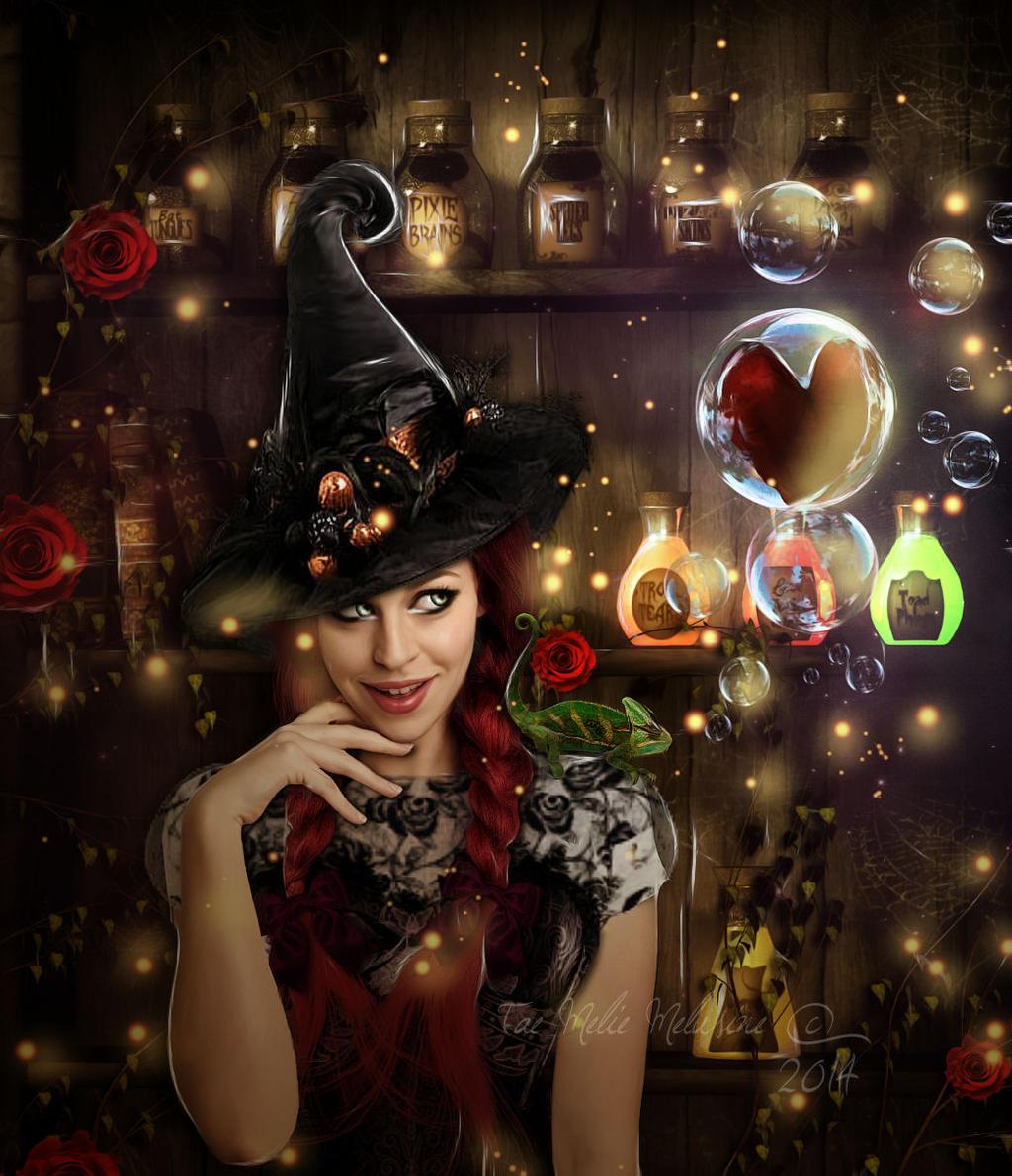 Love potion by Fae-Melie-Melusine
