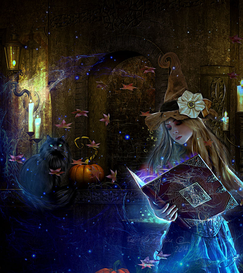Witchcraft by Fae-Melie-Melusine