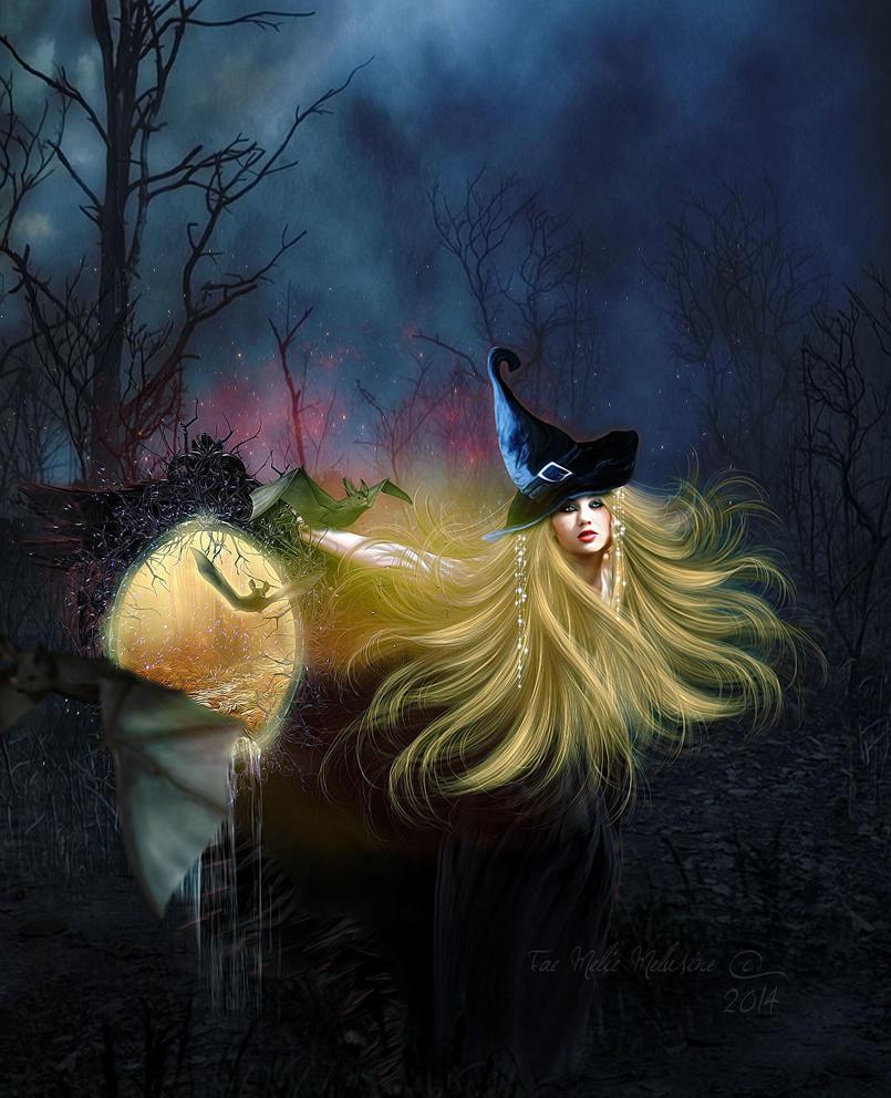 Dark Craft by MelieMelusine