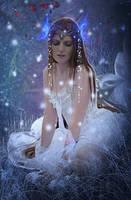 The Goddess by MelFeanen