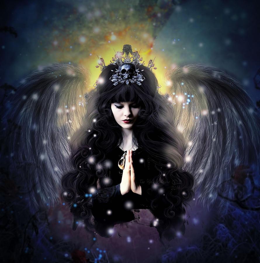 Salvation by Fae-Melie-Melusine