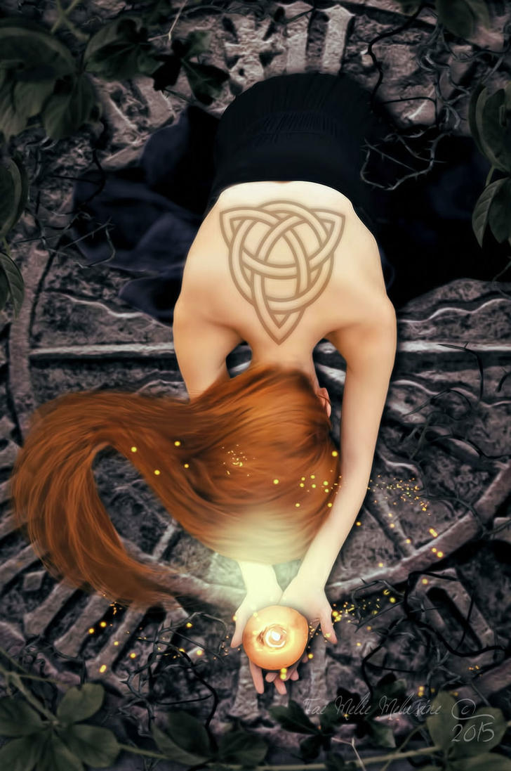 My Ritual by Fae-Melie-Melusine