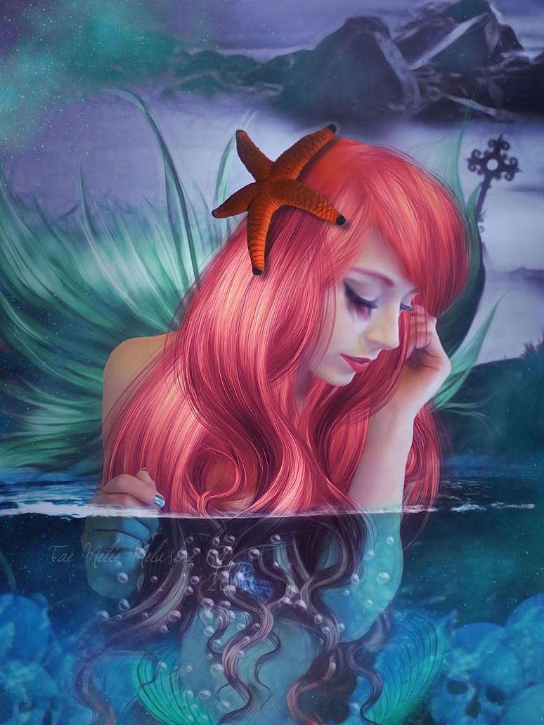 Ariel's Tears by Fae-Melie-Melusine