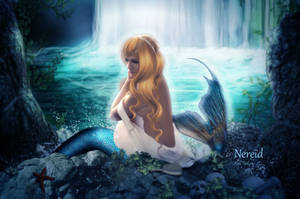 Nereid by MelFeanen