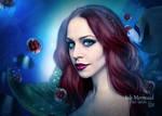 Ink Mermaid