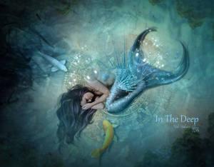 In The Deep by feanen-lazuli