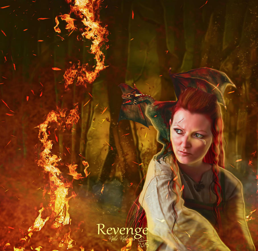 Revenge by MelieMelusine